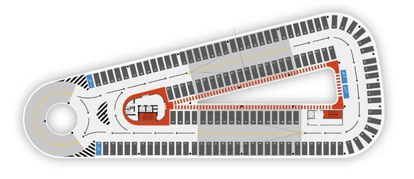 杭州钱投海达停车楼设计_3607635